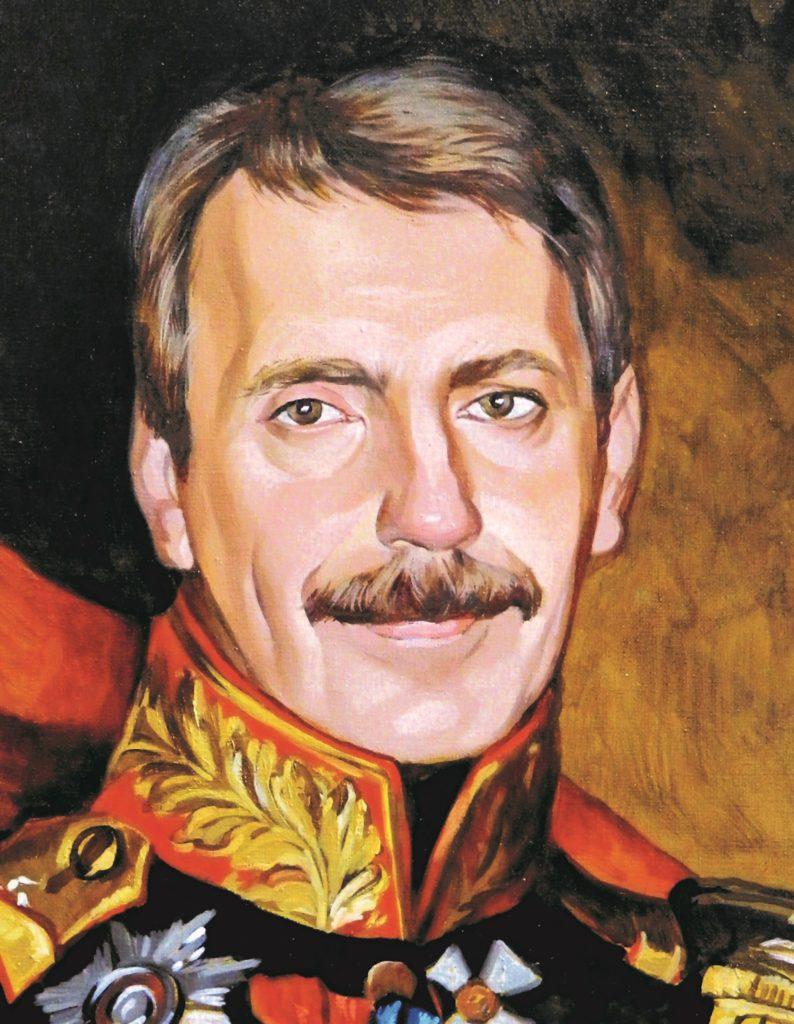 портрет маслом по фото Тамбов