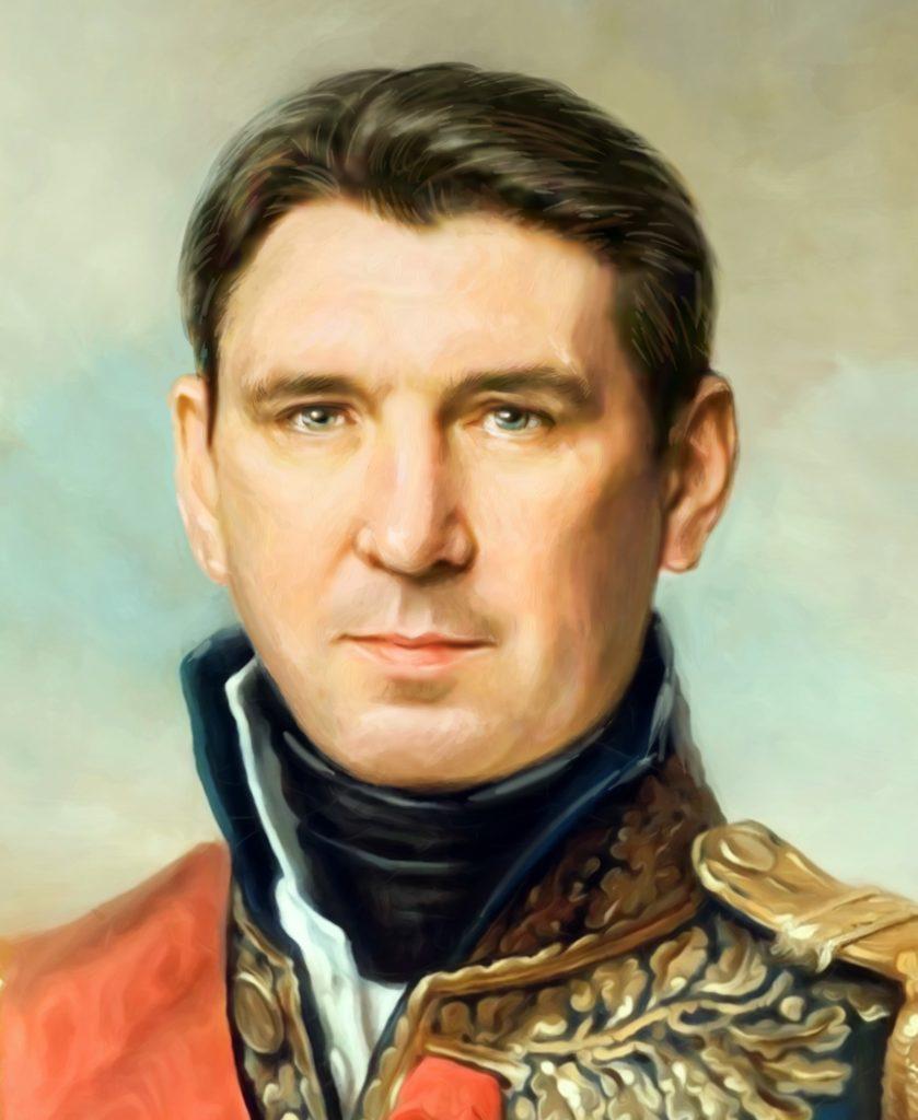 портрет по фото на холсте в подарок Тамбов