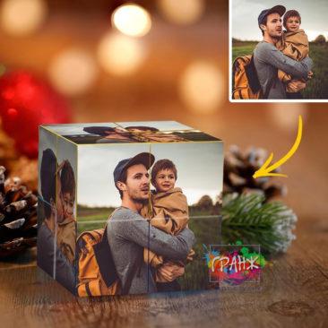 Фотокубик трансформер, купить в подарок Тамбов